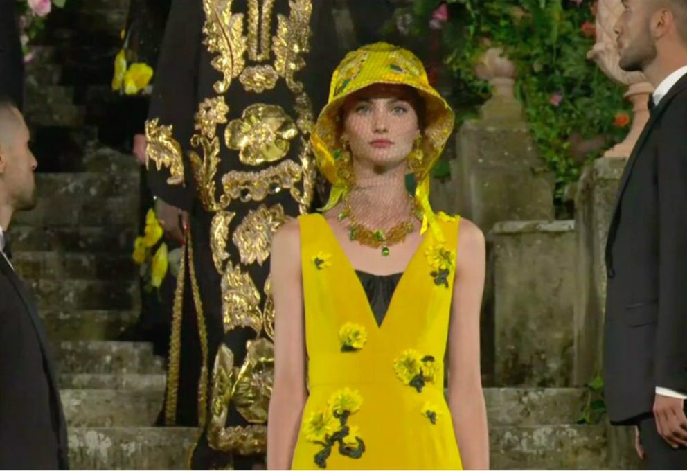 Alta Sartoria Dolce & Gabbana: un nuovo Rinascimento a Firenze