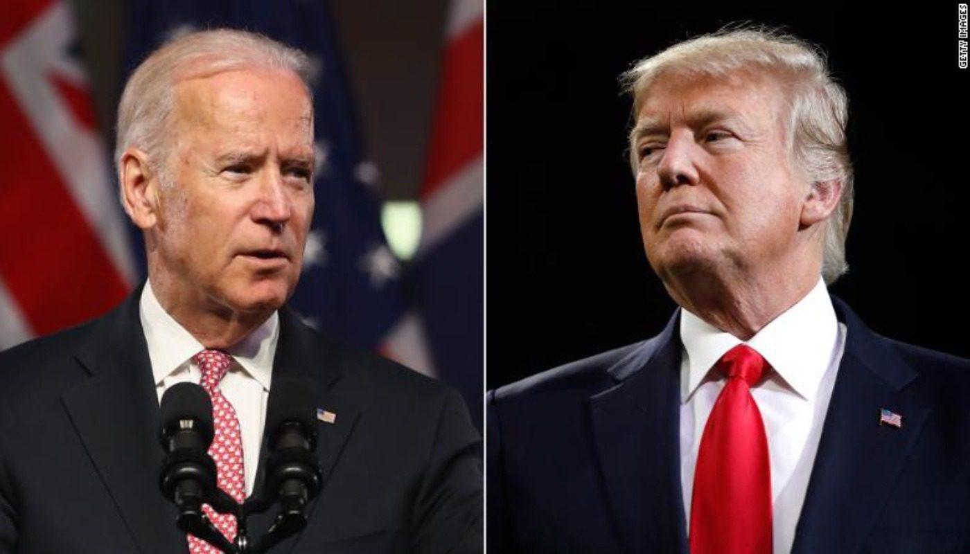 Dibattito Trump e Biden 2020