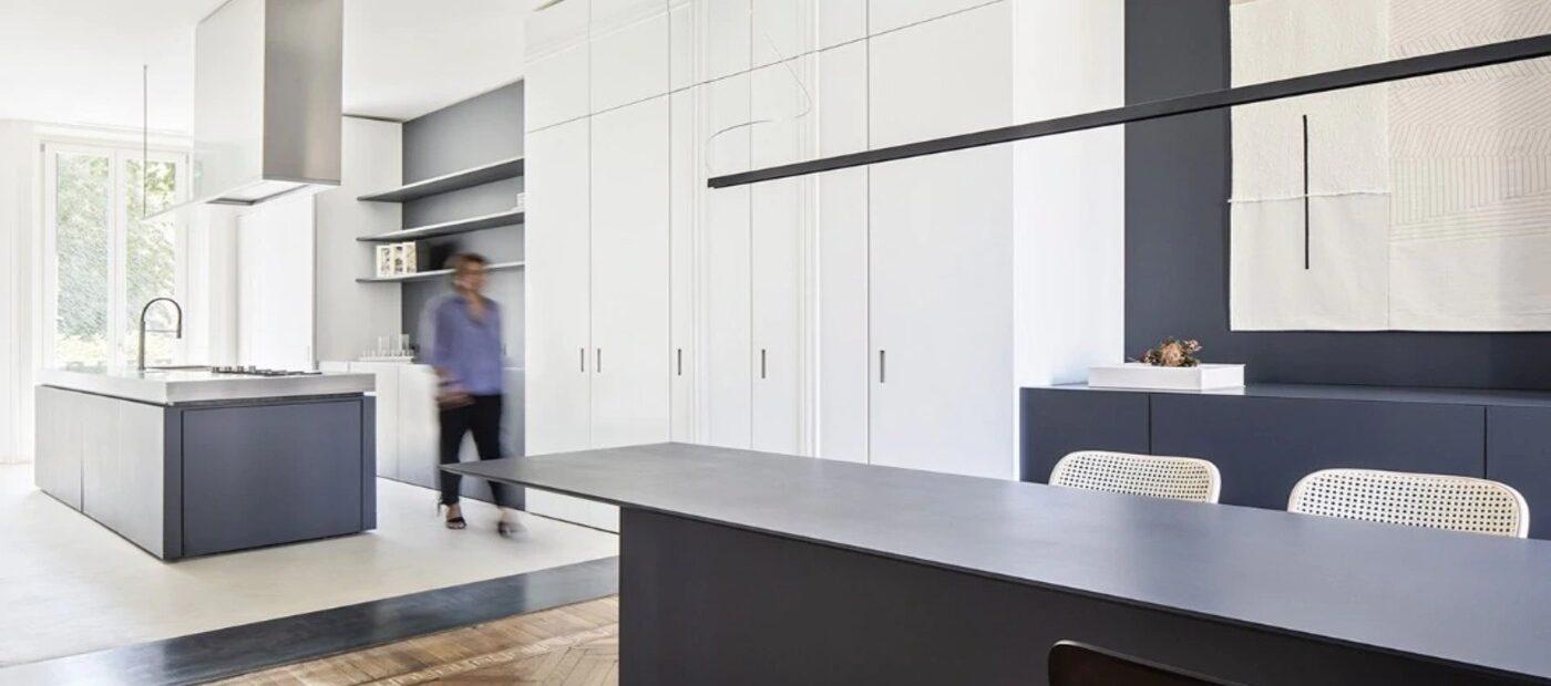 Elena Martucci, la sua casa di Milano diventa uno spazio smart working