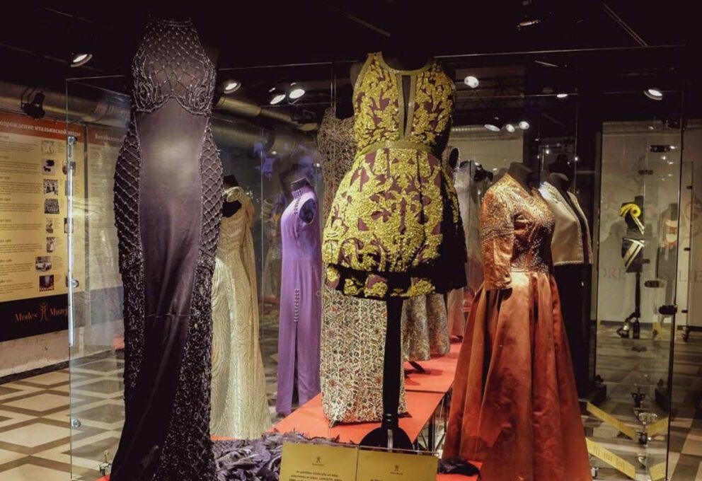 100 anni di moda italiana in mostra al museo di Riga