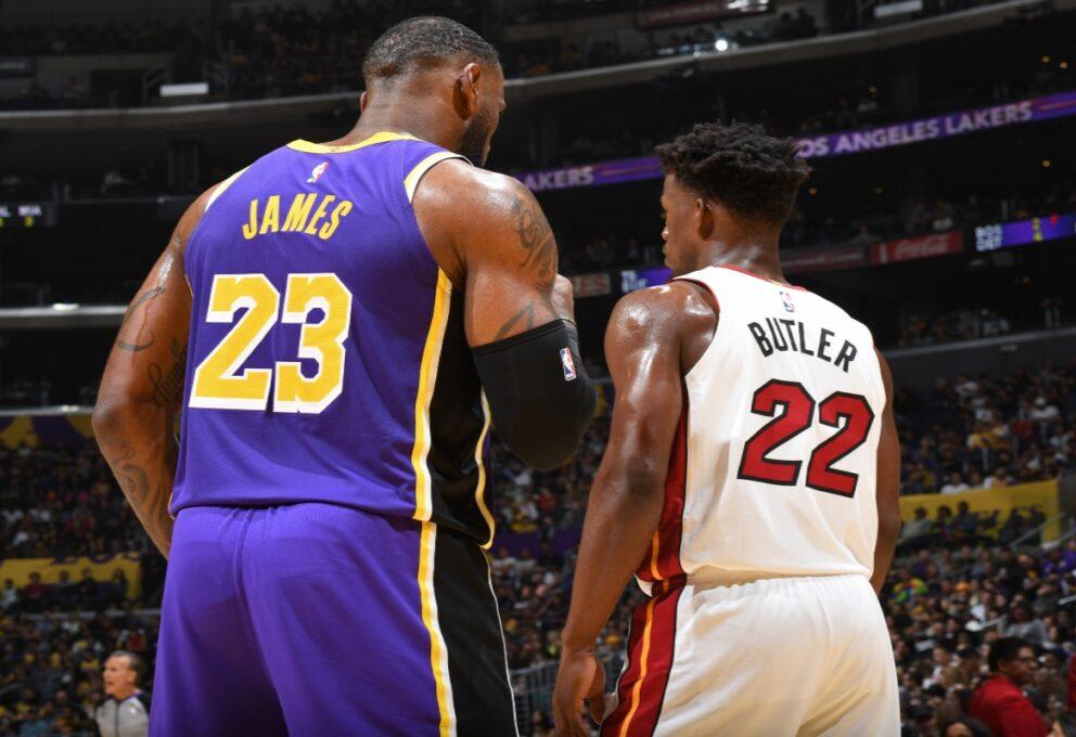 I Los Angeles Lakers dominano gara-6 e vincono  NBA 2020