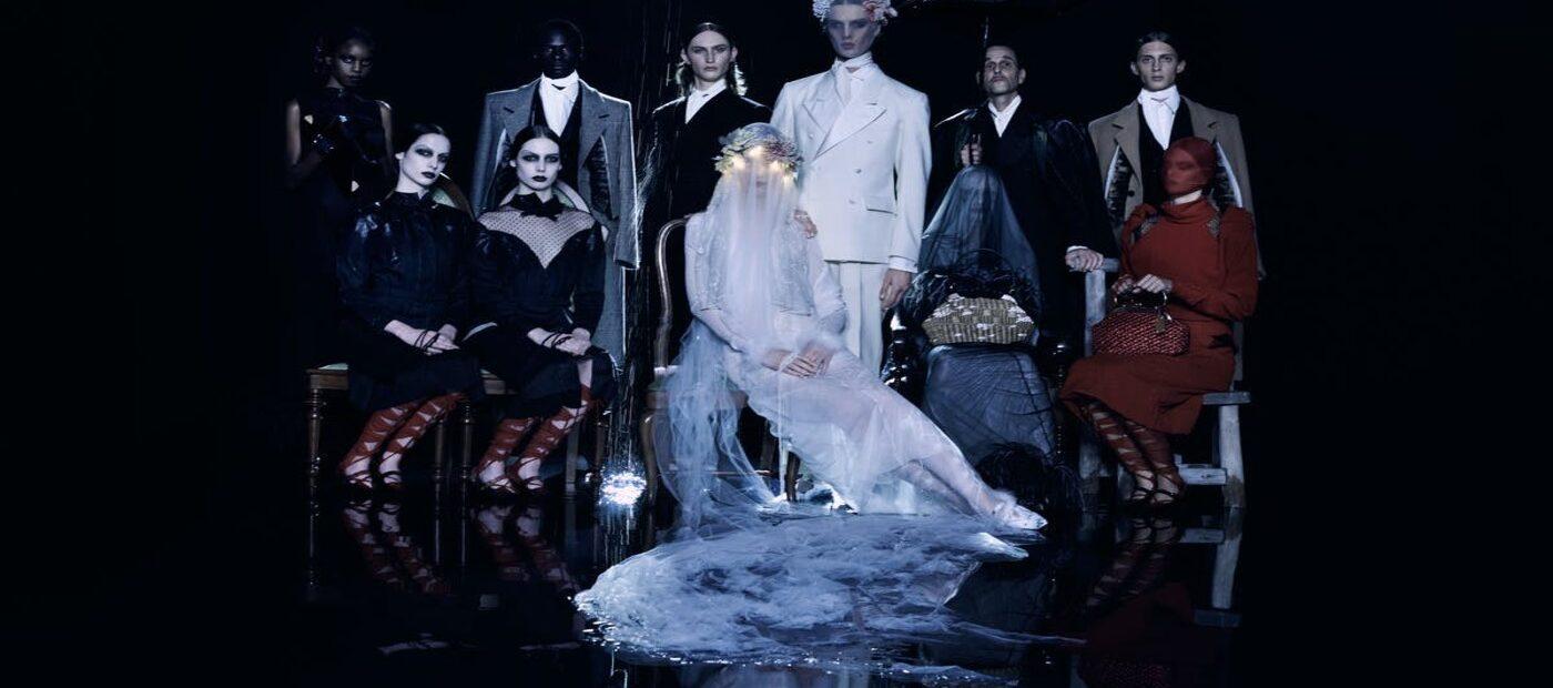 Maison Margiela alla Paris Fashion Week: due collezioni