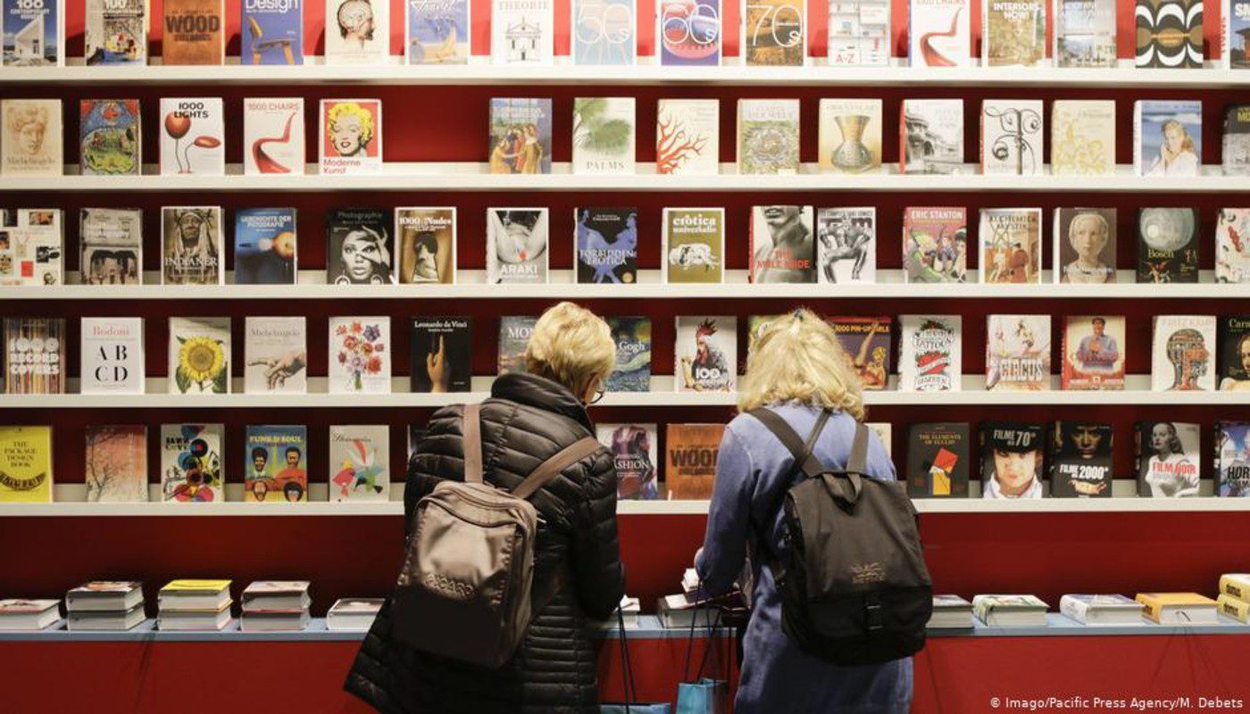 Fiera libro Francoforte