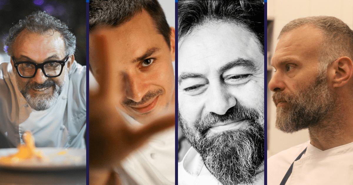 50 TOP ITALY. I migliori ristoranti italiani 2021