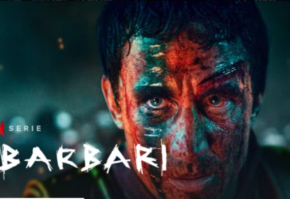 Barbari: nuova serie Netflix Original-Trama, trailer, data, episodi
