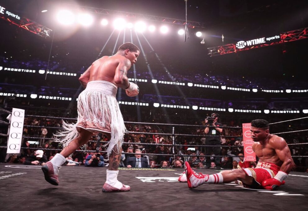 Gervonta Davis: torna la star della boxe d'America