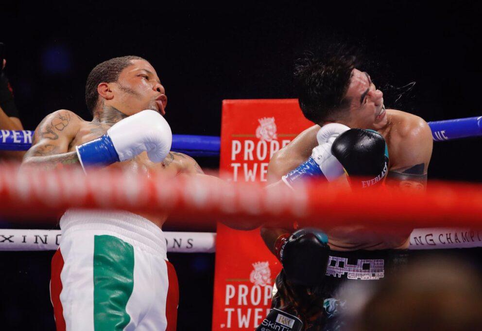 Gervonta Davis vs Santa Cruz live: Gervonta's KO power