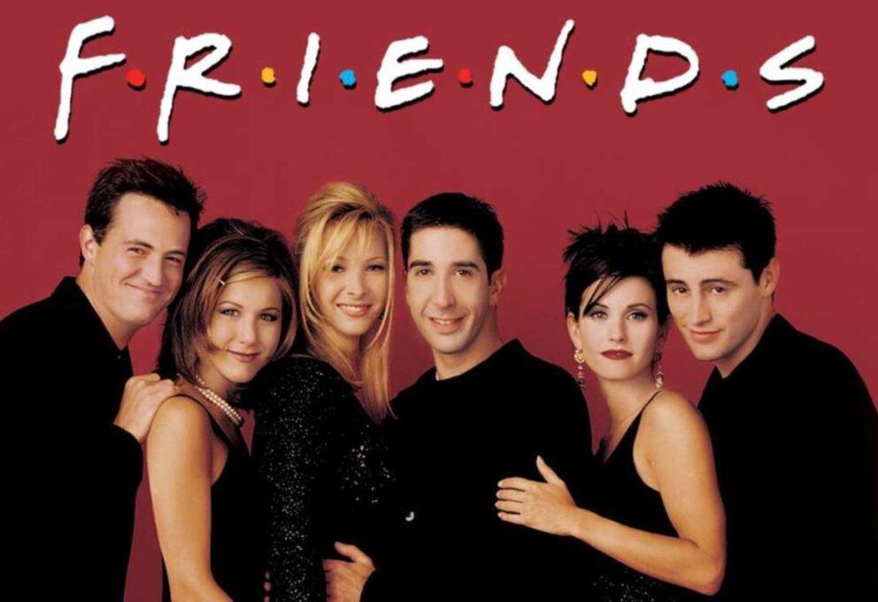Insomnia Cafe: così doveva chiamarsi Friends, la famosa sitcom anni '90