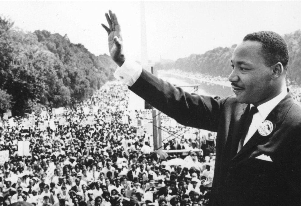 Il 14 ottobre, Martin Luther King vinse il Nobel per la Pace