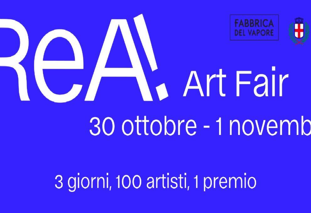 REA Art Fair: a Milano la fiera degli artisti emergenti!