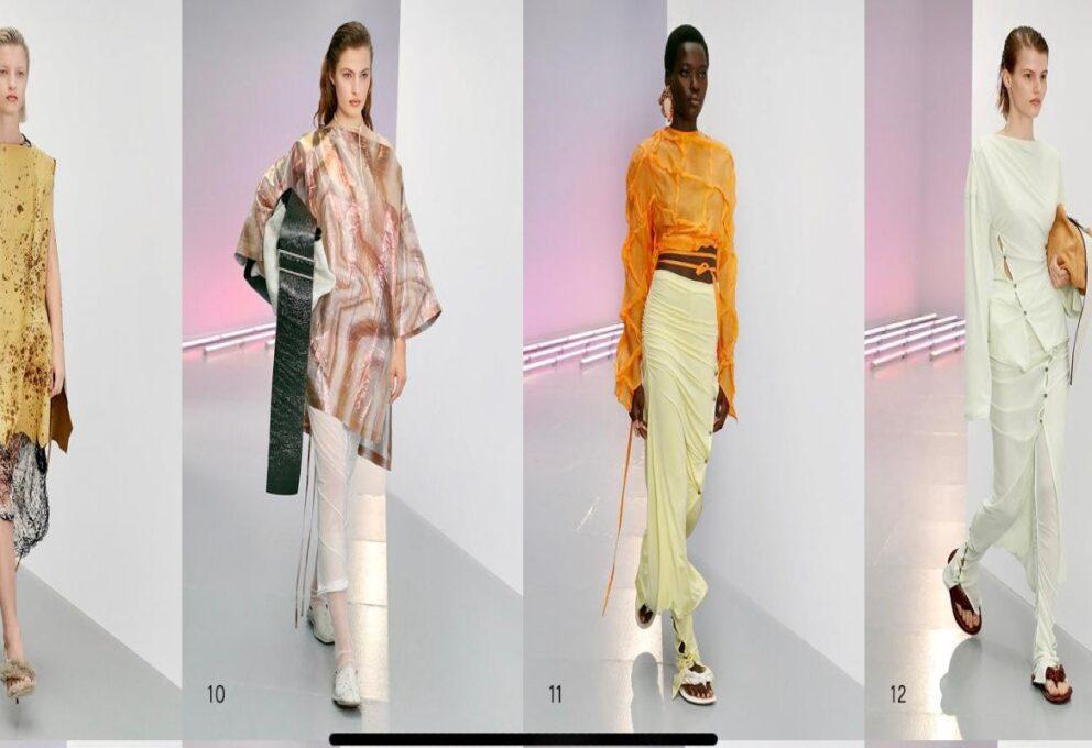 Paris Fashion Week: Acne Studios e la sua collezione futuristica
