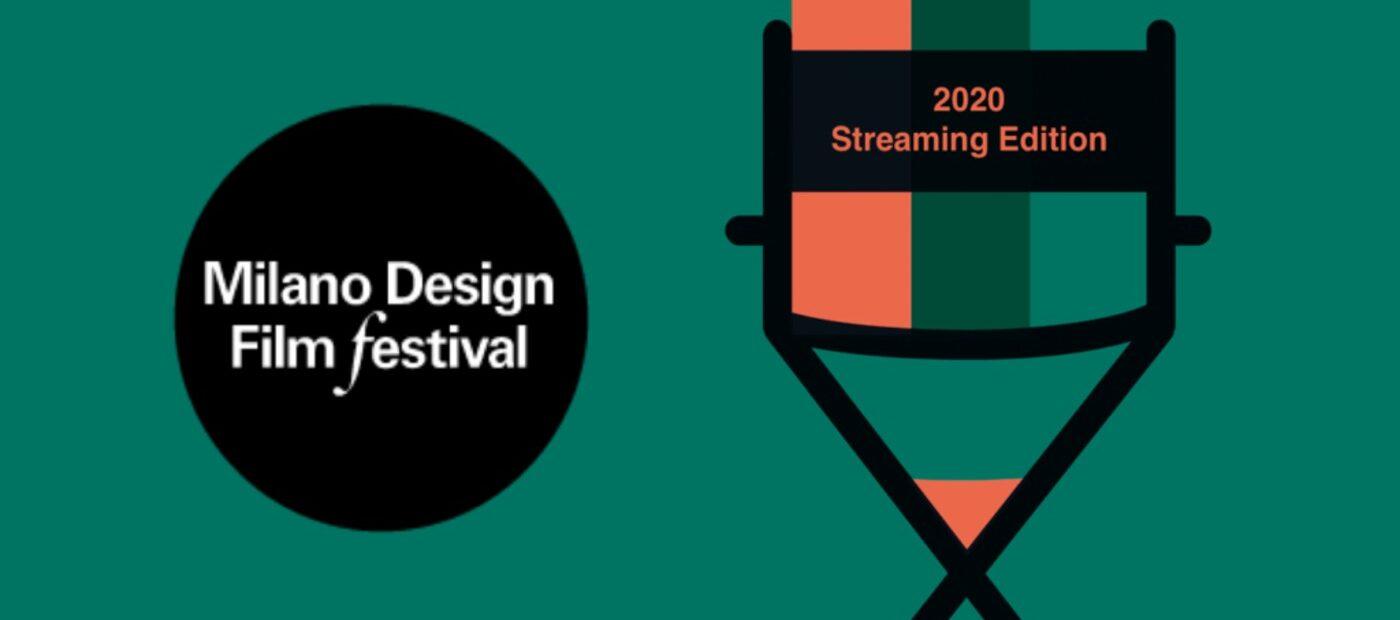 Dal 6 all'8 novembre Milano Design Film Festival 2020