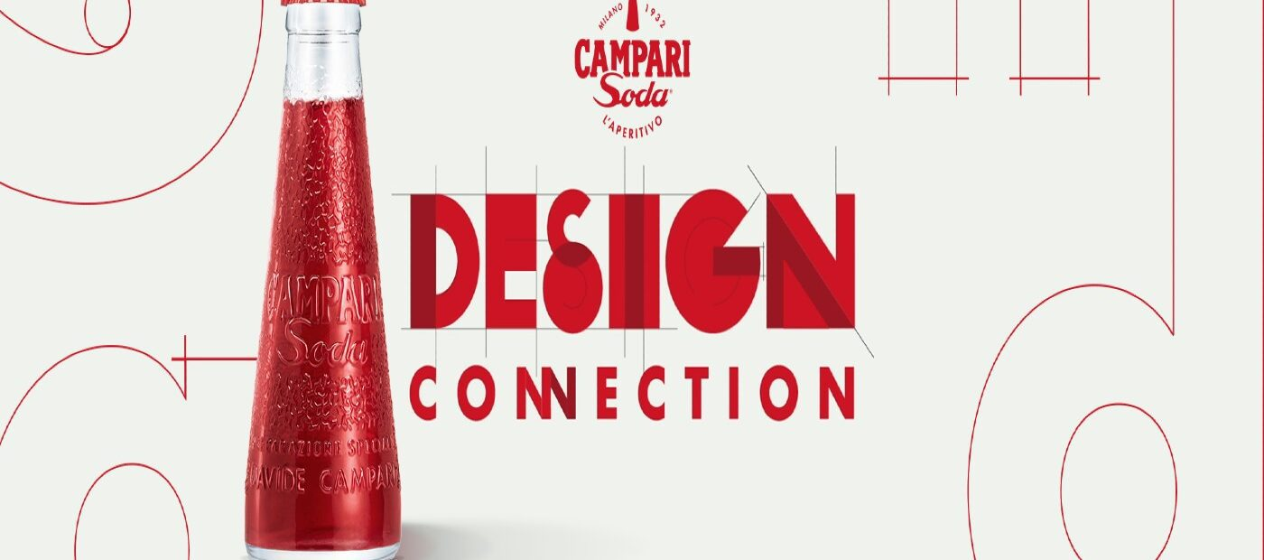 Design Connection, la prima collezione di design firmata Campari