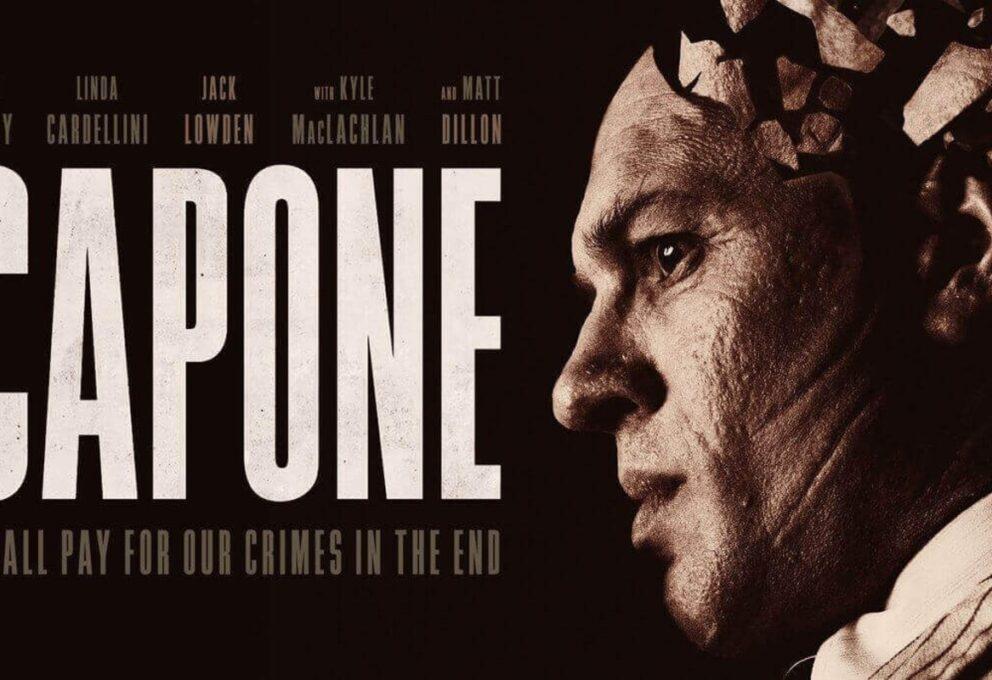 Capone: il nuovo film su Al Capone disponibile su Sky