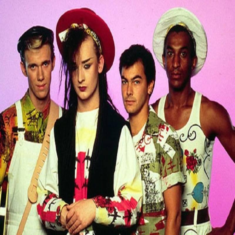 Culture-club, Boy George