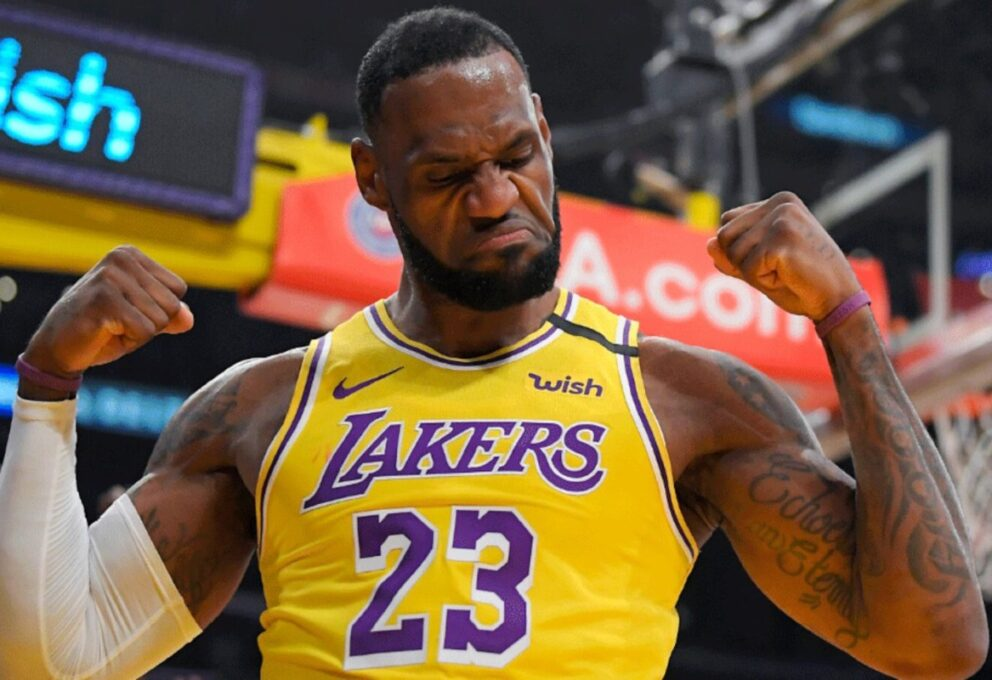 LeBron James: dieta senza rinunce per un fisico eccezionale