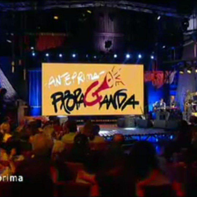 propaganda live 2 ottobre