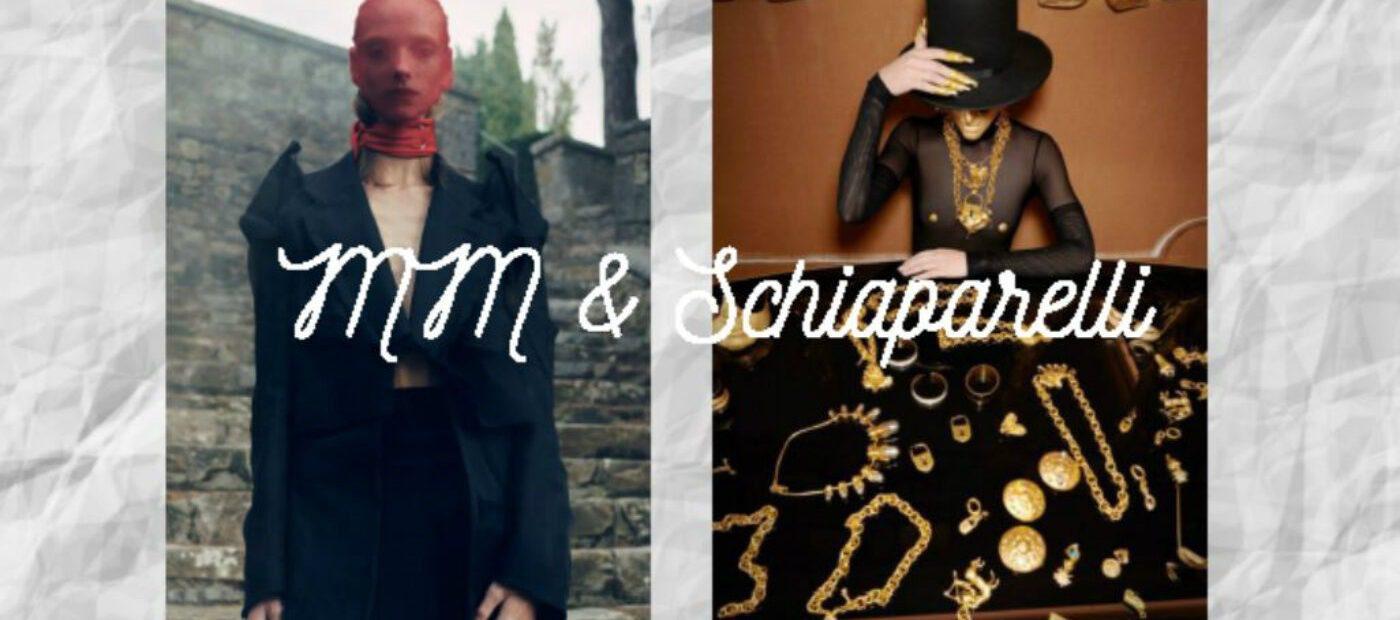 Maison Margiela e Schiaparelli, la moda ha bisogno di poesia
