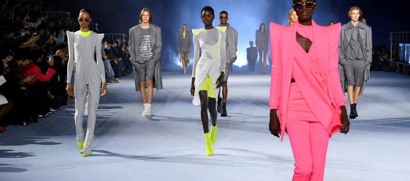 Anche la Paris Fashion Week per il Covid-19 in battuta d'arresto. In crisi Il gruppo di Pinault