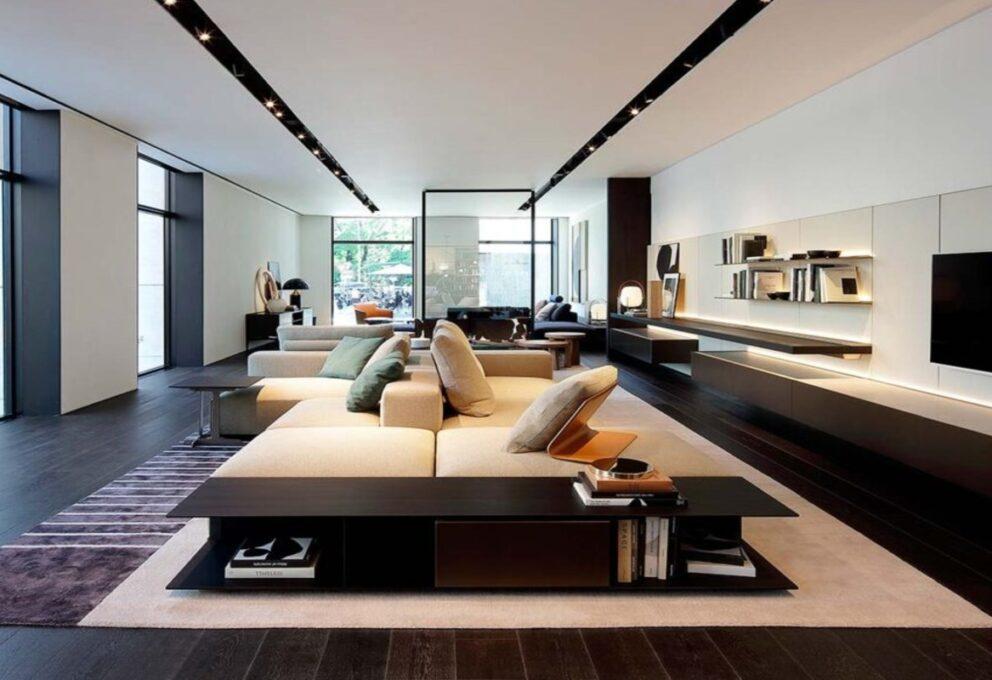 Poliform: Milano Design City e l'allestimento del nuovo showroom