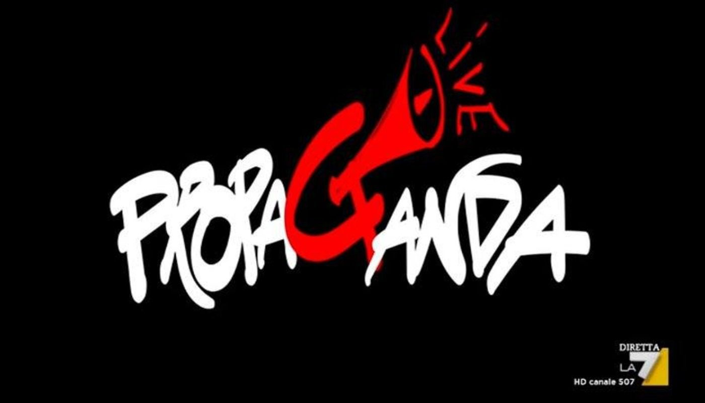 Propaganda Live 29 gennaio