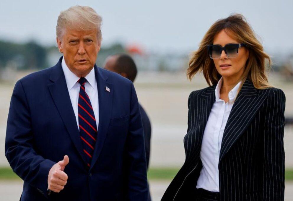 Trump positivo al Covid: il virus non risparmia politici e reali