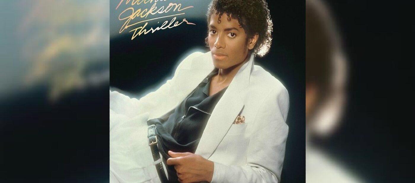 """L'album """"Thriller"""" di Michael Jackson compie 38 anni"""