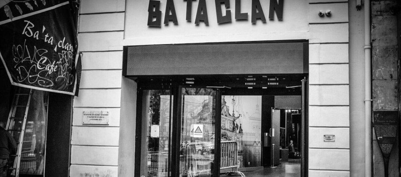 Attentato al Bataclan 13 novembre 2015-Anniversario