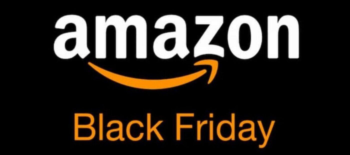 Iniziano oggi gli sconti su Amazon per il Black Friday