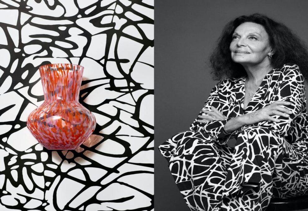 Diane Von Fürstenberg per H&M Home: la collaborazione