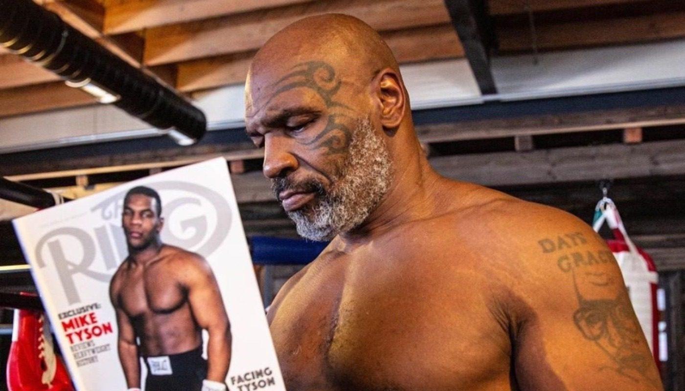 Mike Tyson oggi pareggio