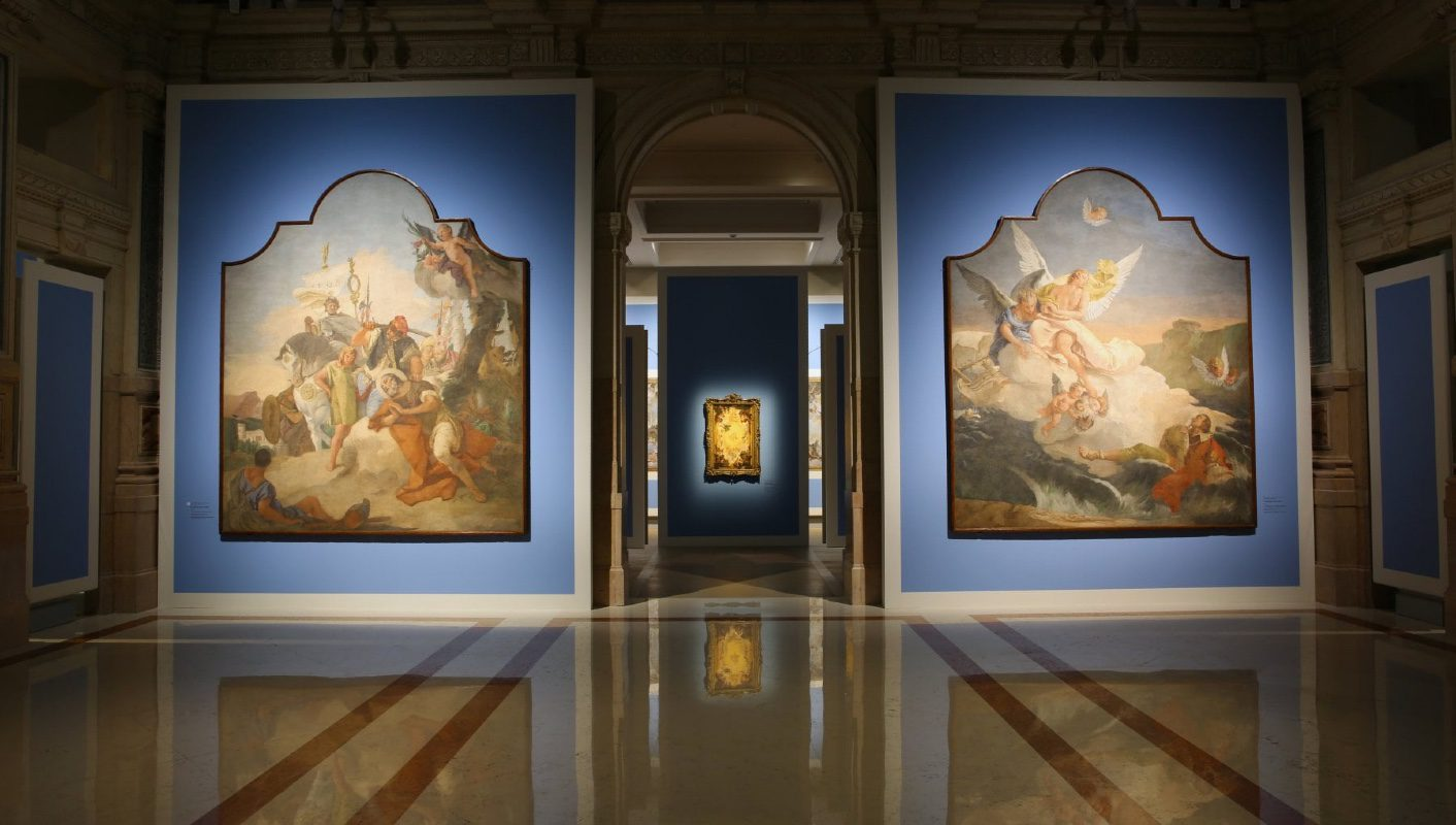 Guida ai Musei e alle Mostre on line oggi. Prima parte
