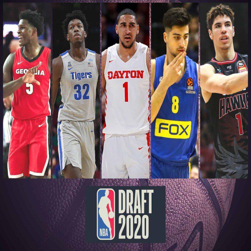 Nico Mannion Draft NBA