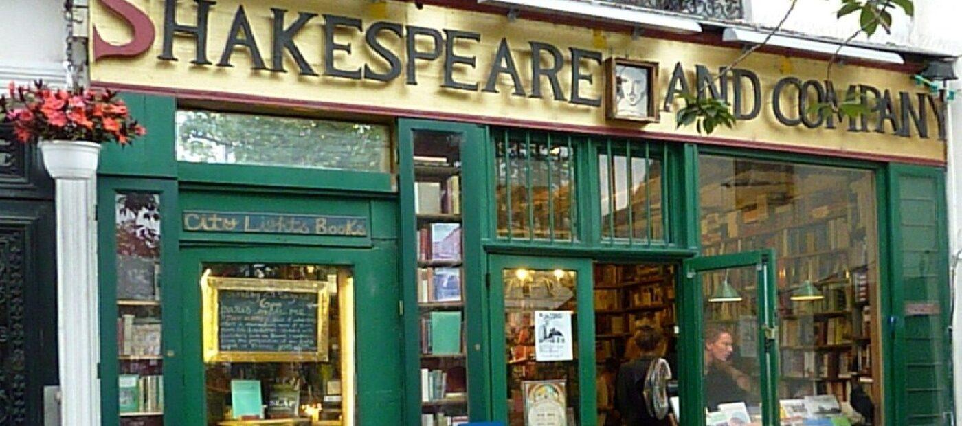 Shakespeare and Company: la storica libreria parigina rischia il fallimento