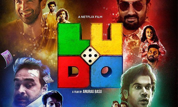 Ludo: il nuovo film indiano dal 12 novembre su Netflix