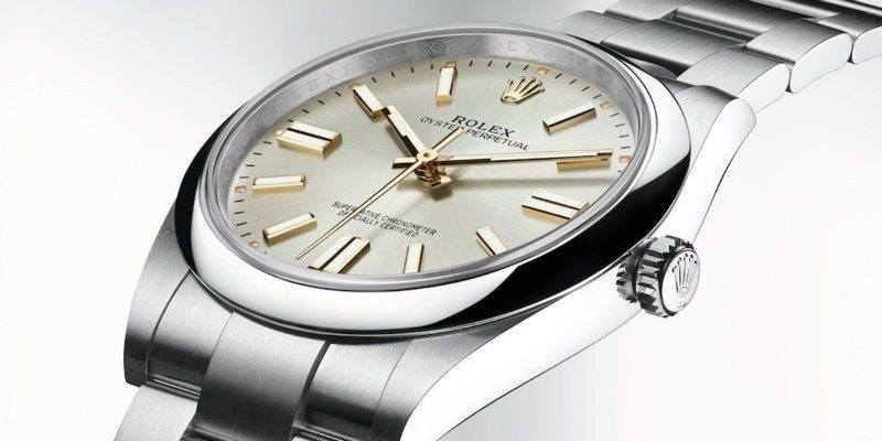 Rolex-Oyster-Perpetual, orologio 2020