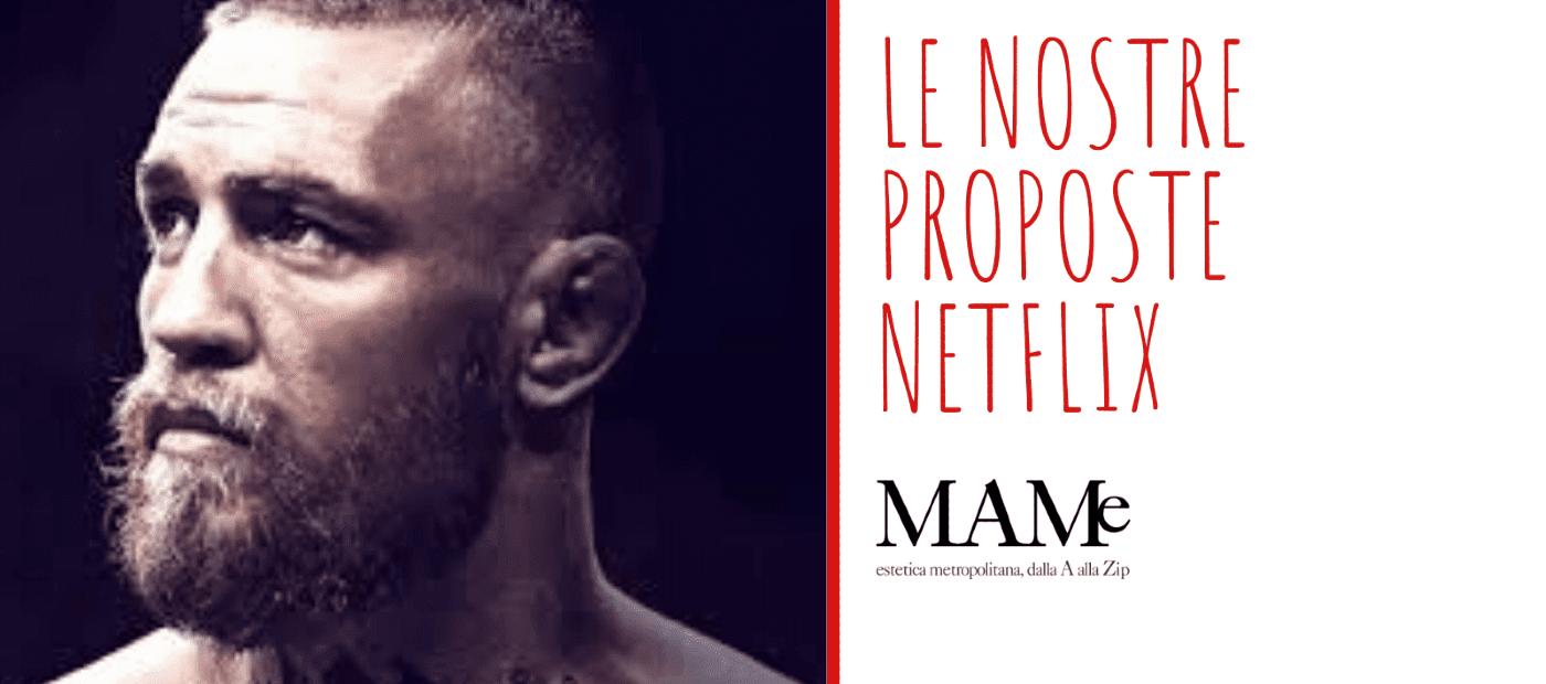 Il film di Mcgregor è su Netflix