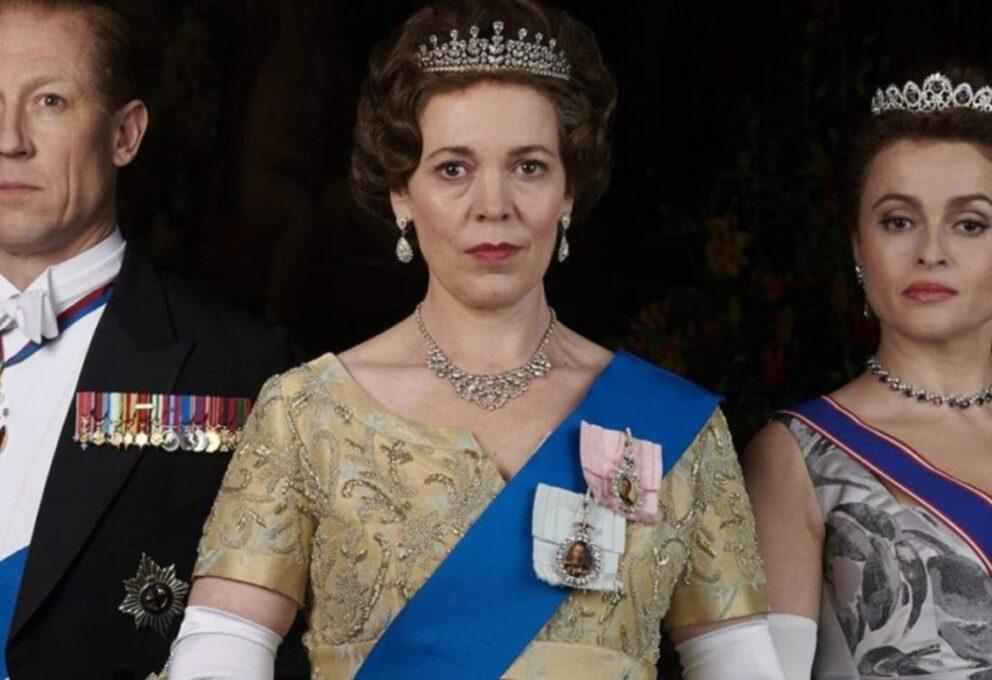 the crown 4 da oggi 15 novembre 2020 su Netflix