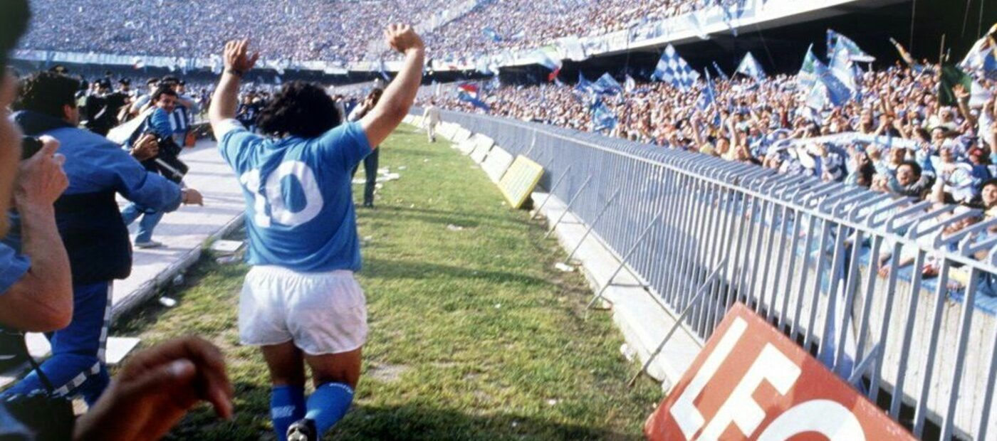 Diego Armando Maradona: il più grande di sempre