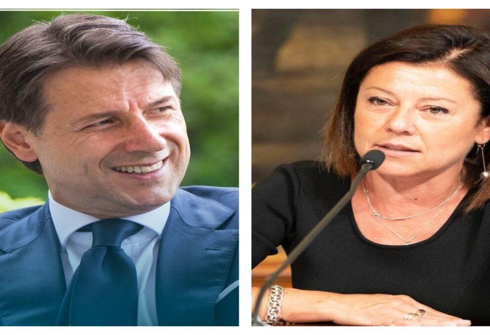 Giuseppe Conte, mancette elettorali, non investimenti strategici