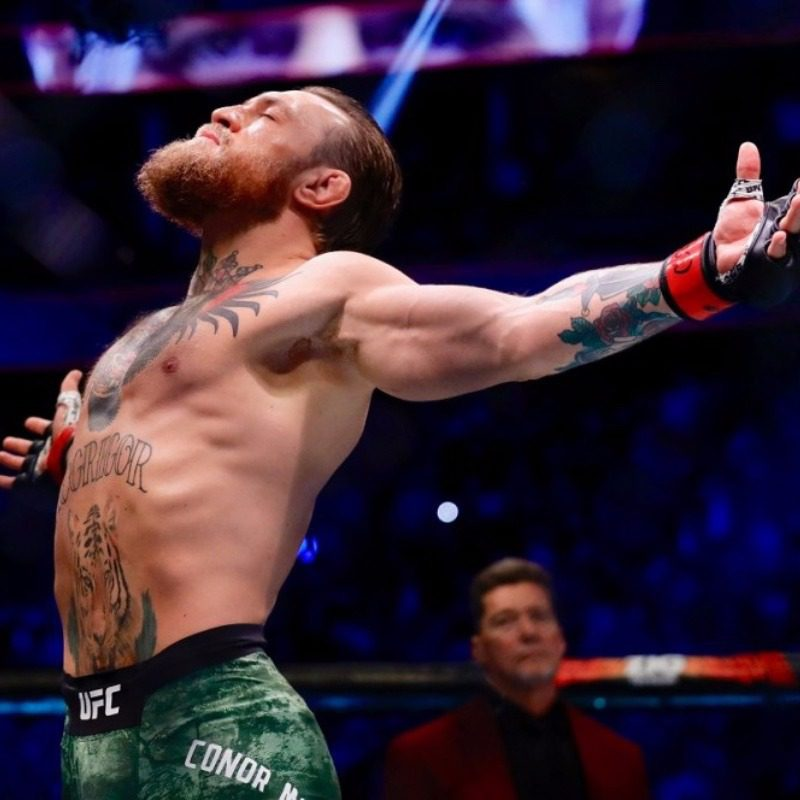 McGregor Netflix