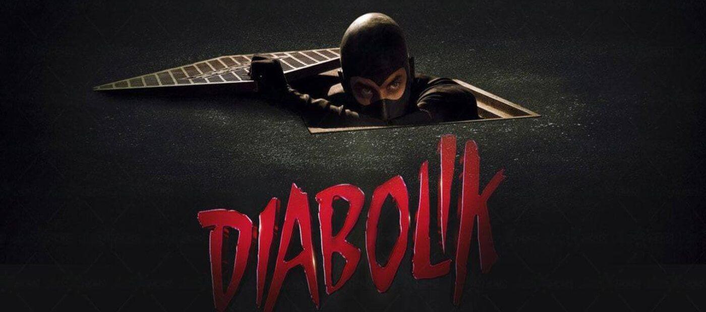 In arrivo a fine anno il nuovo film su Diabolik