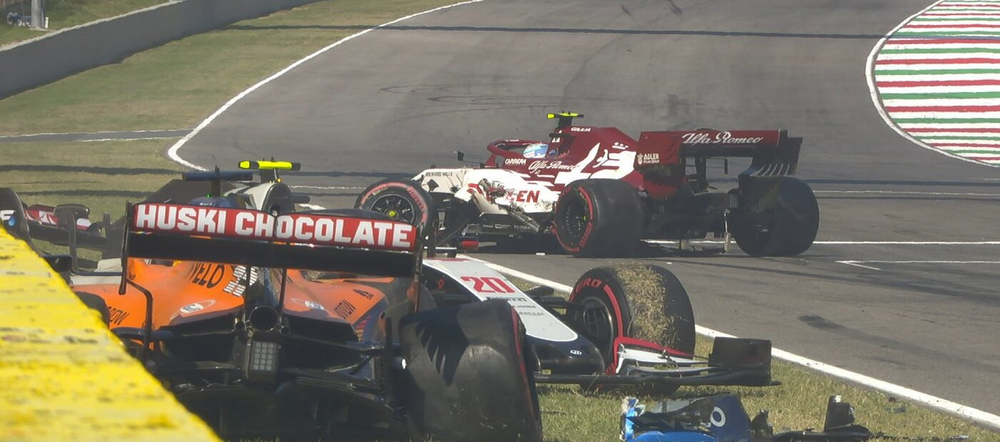 La storia degli incidenti in F1: una vita in pista