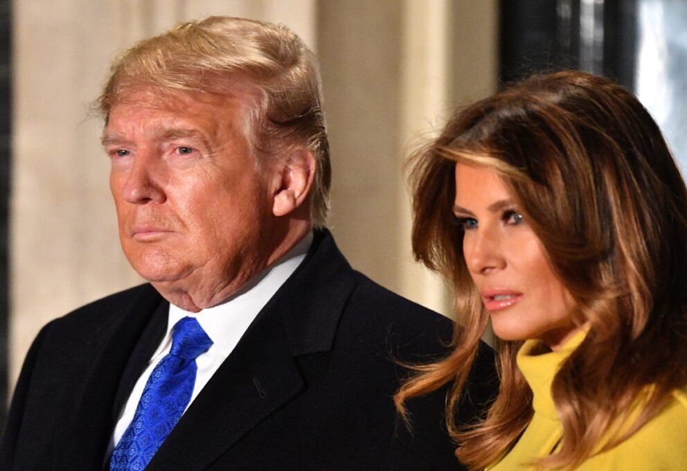 USA: divorzio in vista per Melania e Donald Trump?