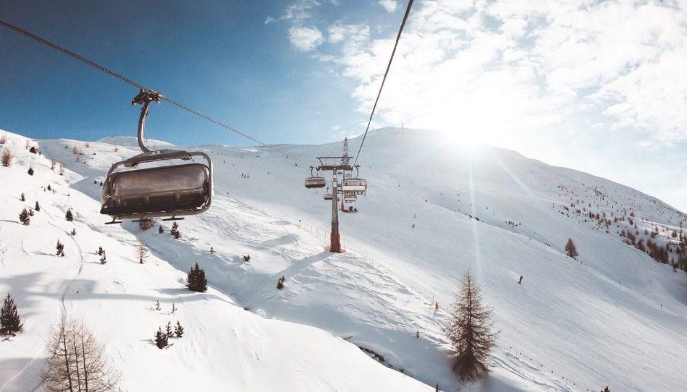 si può sciare?