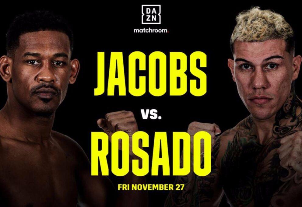 Jacobs vs Rosado: quando e dove vedere il match