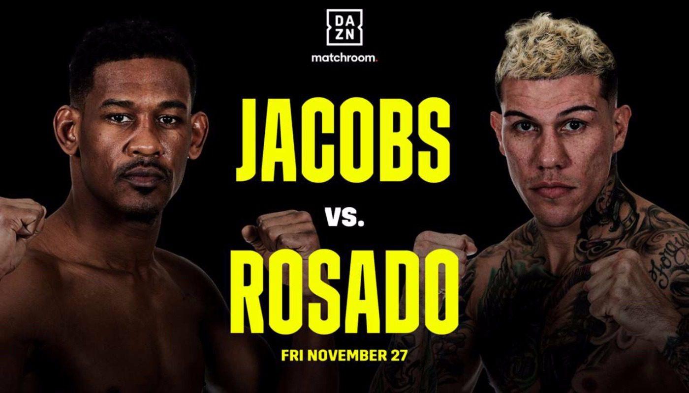 Jacobs Rosado quando e dove