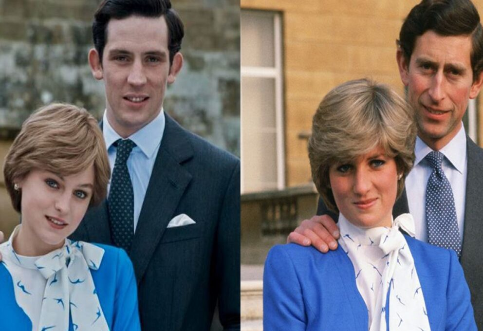 Le polemiche della famiglia reale su The Crown 4