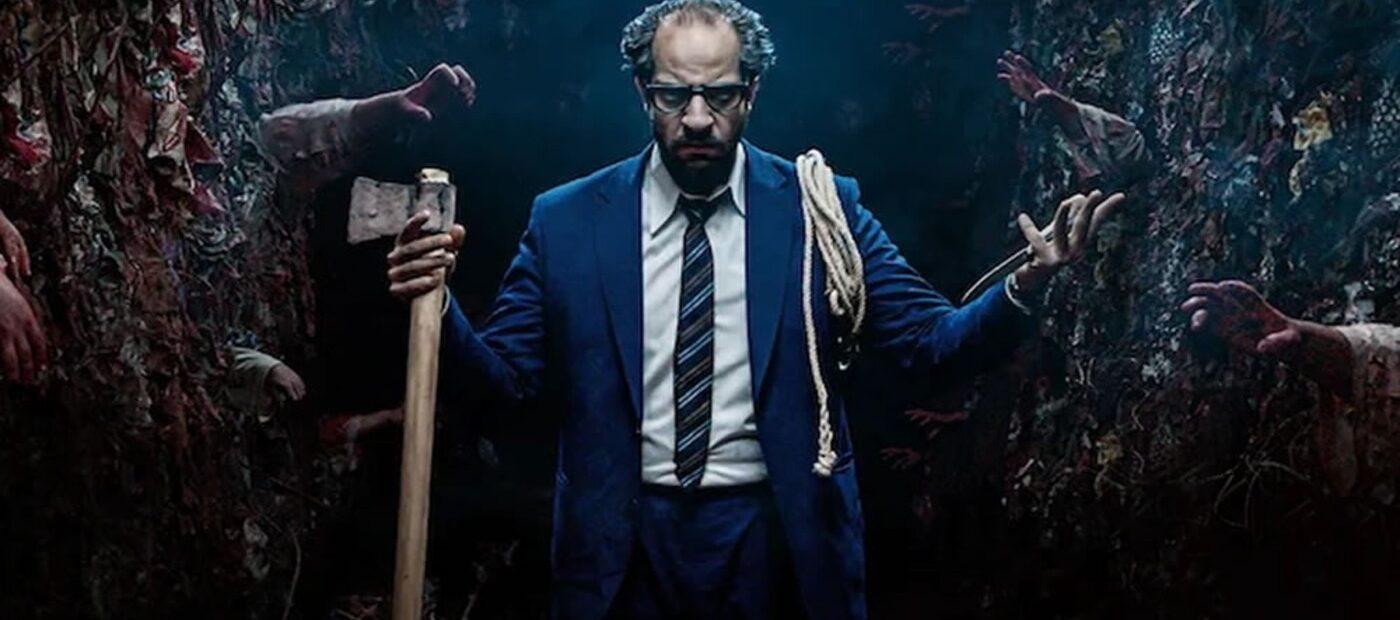 Paranormal: la nuova serie thriller egiziana di Netflix