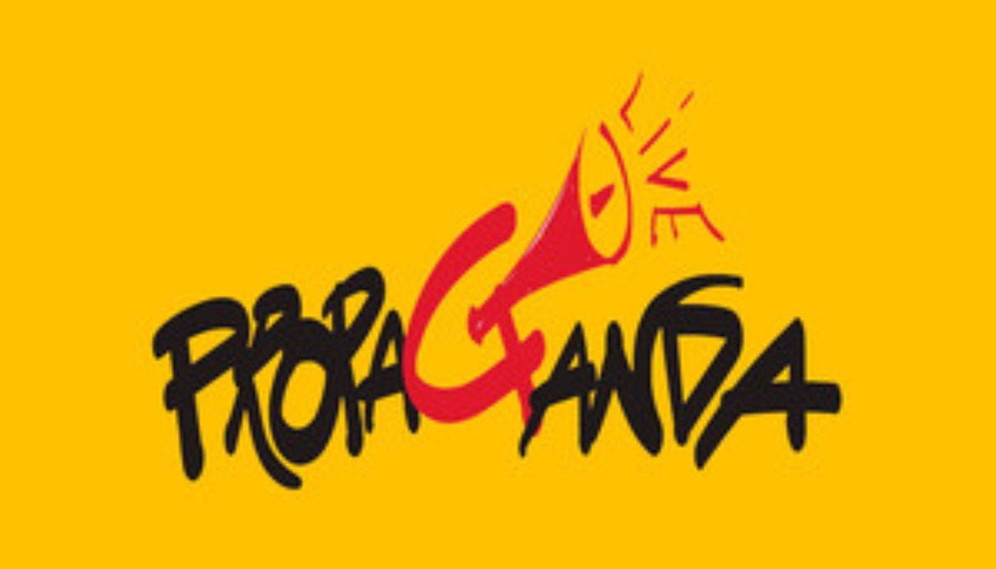 propaganda live 6 novembre
